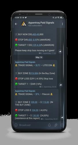appentraq-paid-signals-phone